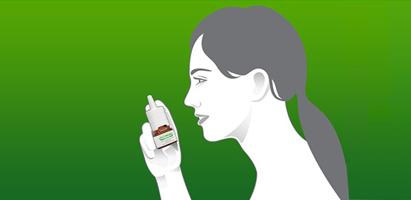 HOW TO GET COMFORTABLE WITH NASAL SPRAYS